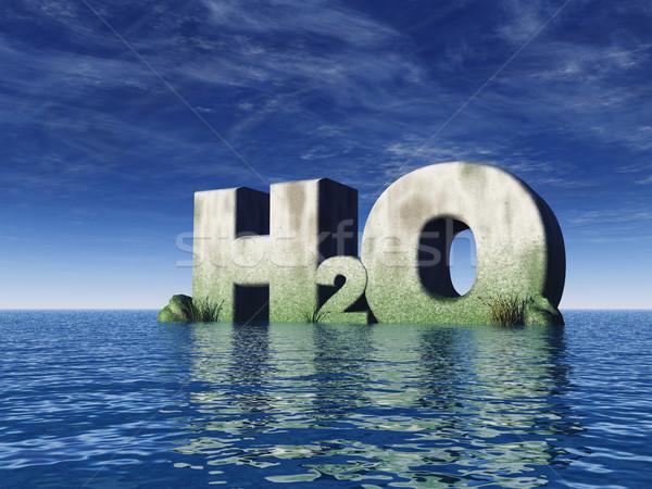 h2o Stock photo © drizzd