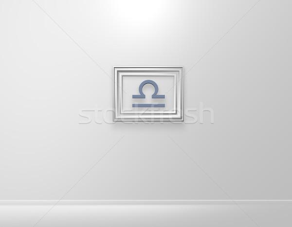 libra Stock photo © drizzd