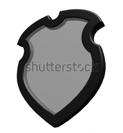 activate shield Stock photo © drizzd