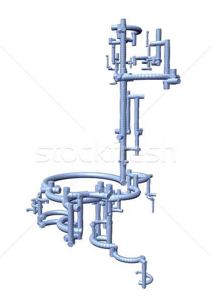 abstract construction Stock photo © drizzd