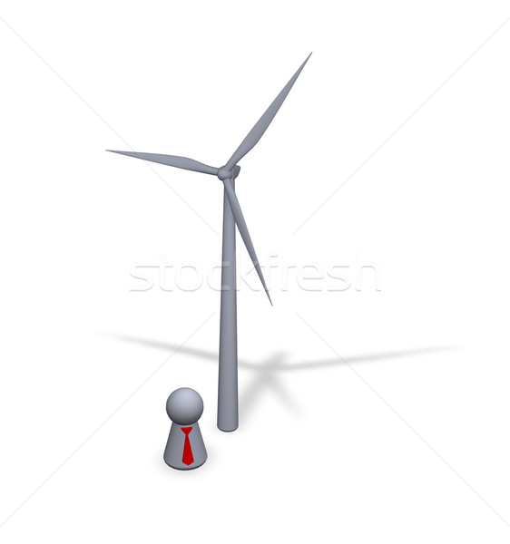 windpower Stock photo © drizzd