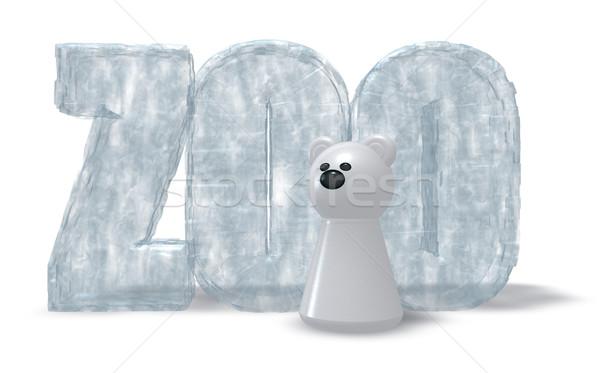 zoo bear Stock photo © drizzd