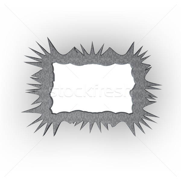 spiky Stock photo © drizzd