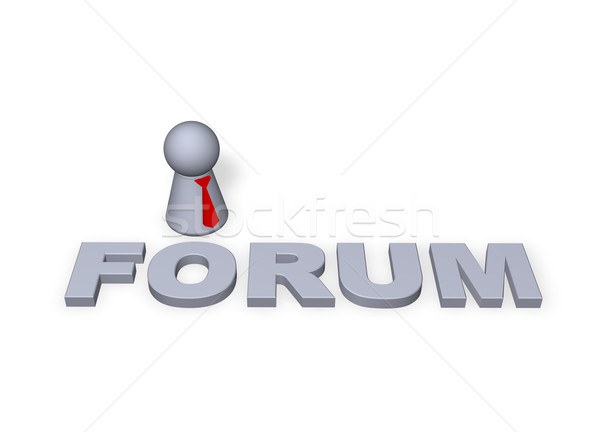 forum Stock photo © drizzd