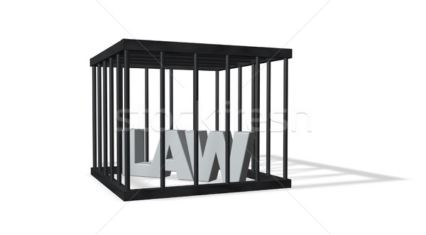 law Stock photo © drizzd