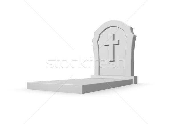 tomb stone Stock photo © drizzd