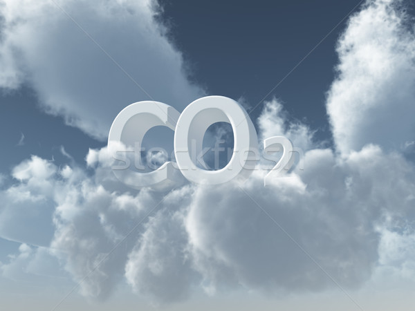 co2 Stock photo © drizzd