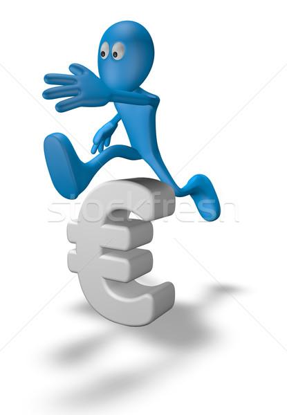 euro crisis Stock photo © drizzd