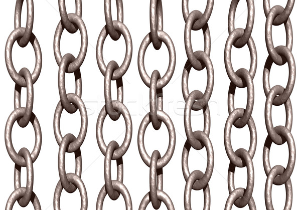 chains Stock photo © drizzd