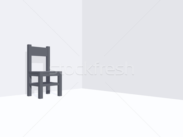 chair Stock photo © drizzd