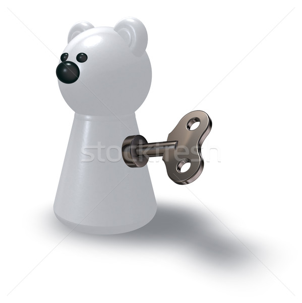polar bear Stock photo © drizzd