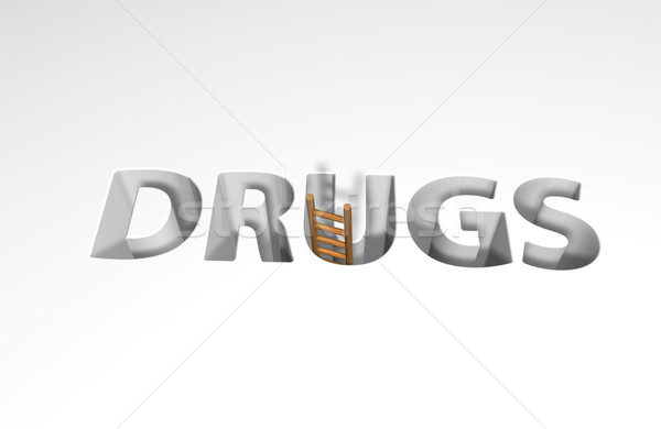 Stock photo: drugs