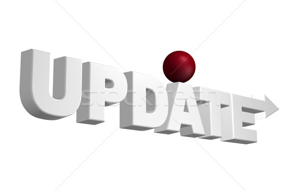 update Stock photo © drizzd