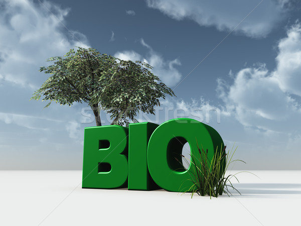 bio Stock photo © drizzd