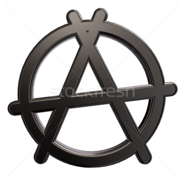anarchy Stock photo © drizzd