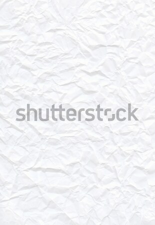 crumpled paper Stock photo © drizzd