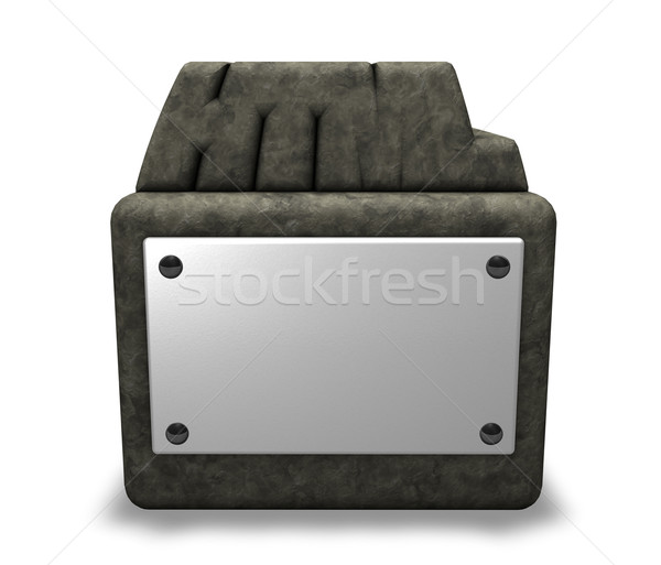 stone html Stock photo © drizzd
