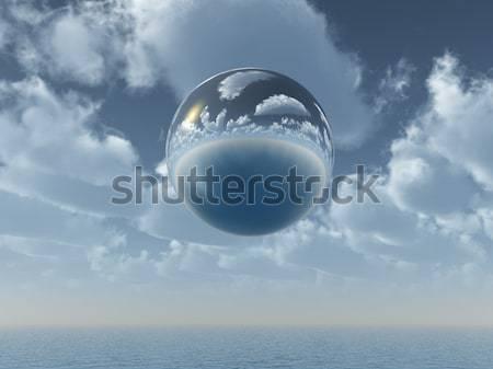 mirror ball Stock photo © drizzd