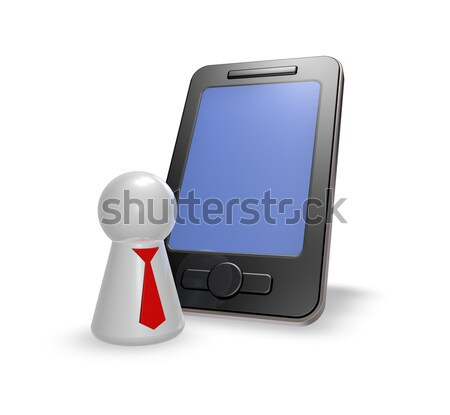 smartphone Stock photo © drizzd