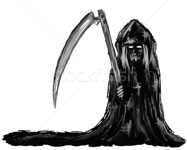 reaper Stock photo © drizzd