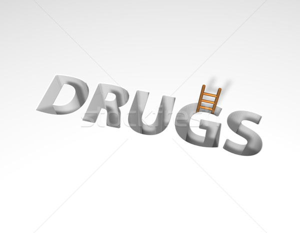 drugs Stock photo © drizzd