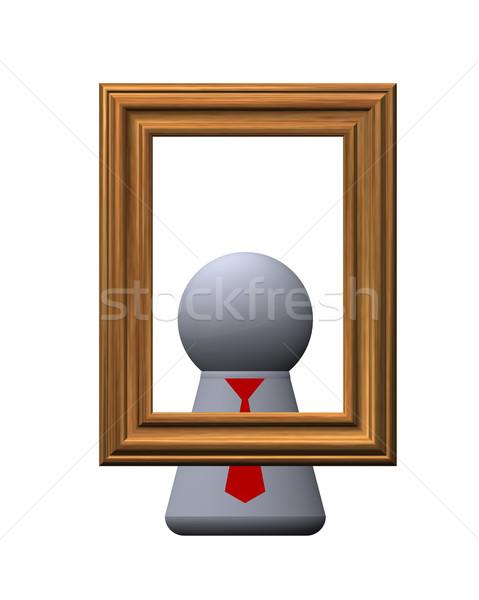 portrait Stock photo © drizzd