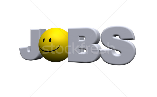 jobs Stock photo © drizzd