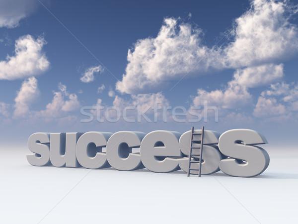 success Stock photo © drizzd