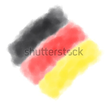 german colors Stock photo © drizzd