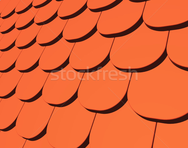 roof Stock photo © drizzd