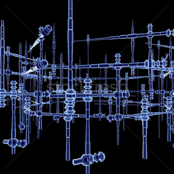 installation Stock photo © drizzd