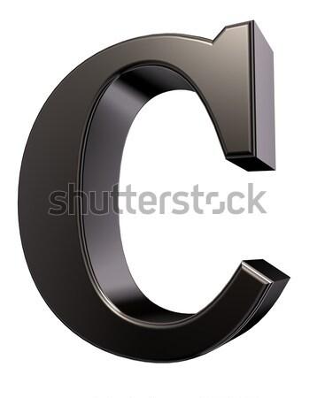 евро символ металл белый 3d иллюстрации Финансы Сток-фото © drizzd