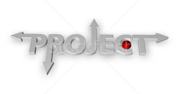 project Stock photo © drizzd