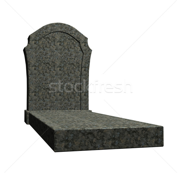 grave Stock photo © drizzd