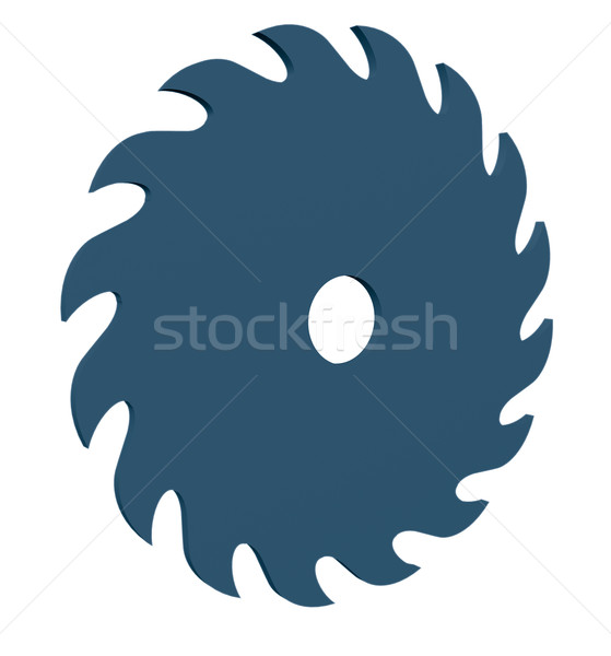 saw blade Stock photo © drizzd