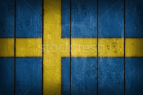 sweden Stock photo © drizzd