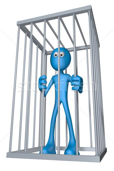 prisoner Stock photo © drizzd