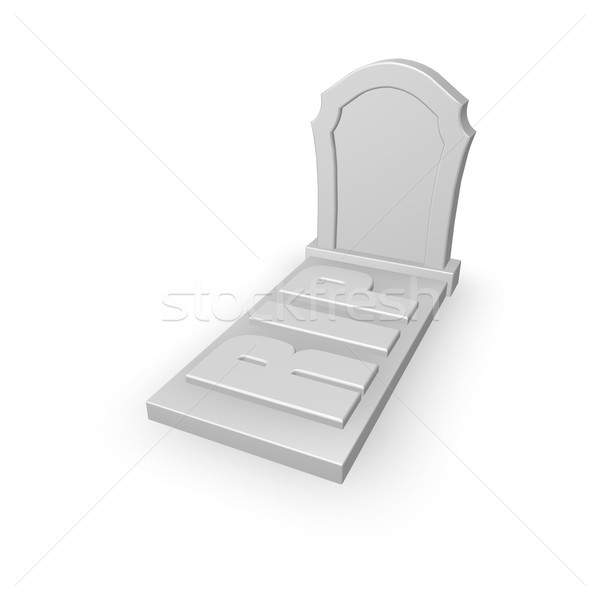 rest in peace Stock photo © drizzd