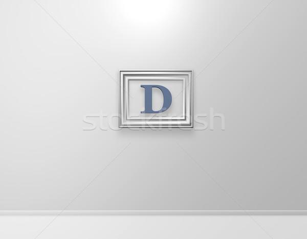 d art Stock photo © drizzd