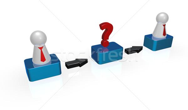 consultation Stock photo © drizzd
