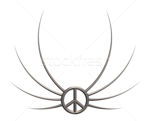 peace Stock photo © drizzd