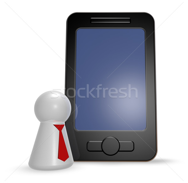 smartphone Stock photo © drizzd