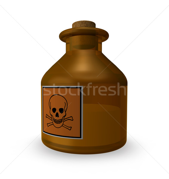 toxic Stock photo © drizzd