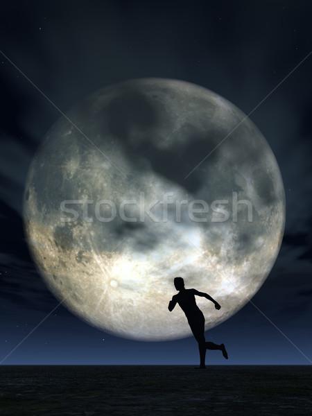 moonshine runner Stock photo © drizzd