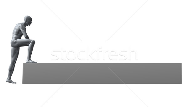 abstract banner Stock photo © drizzd