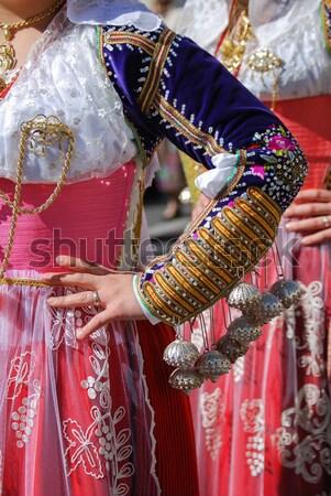 Folk of Sardinia Stock photo © Dserra1