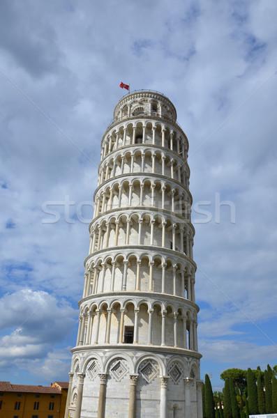 Leaning Tower of Pisa Stock photo © Dserra1