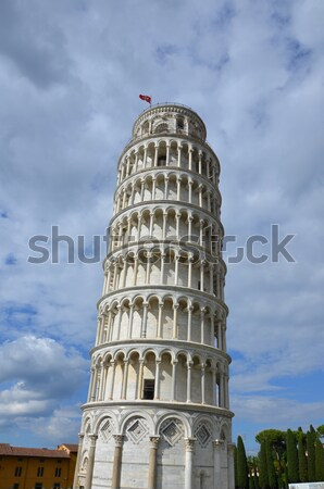 Leaning Tower of Pisa Stock photo © Dserra1