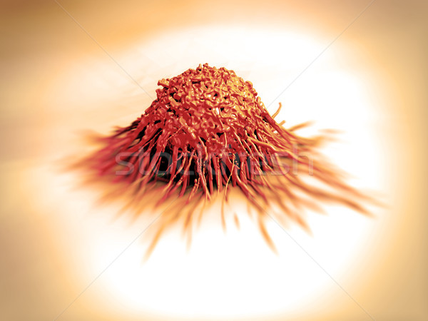 cancer cell with high details Stock photo © DTKUTOO