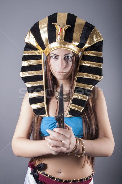 Cleopatra queen of egypt Stock photo © dukibu
